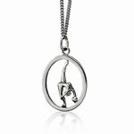 My-Beads Sterling Silver Pendant 446