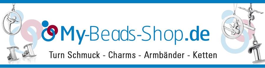 My-Beads Sportschmuck Ohrringe